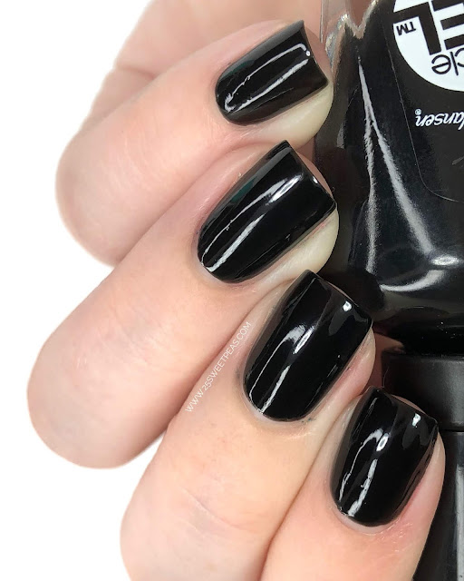 Sally Hansen Onyx-pected