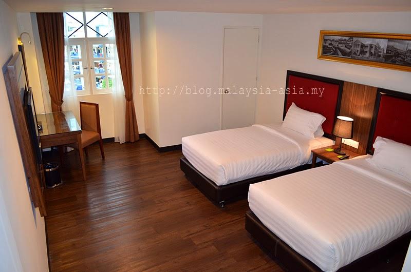 Room Armenian Street Heritage Hotel