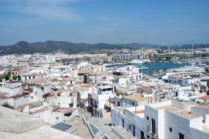 Exploring Ibiza Old Town / Dalt Vila