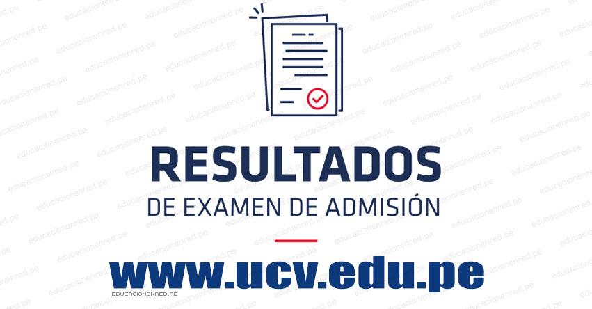 Resultados UCV 2019 (Domingo 21 Julio - Prueba de Aptitud) Lista de Ingresantes - Examen de Admisión - Examen de Ganadores - Universidad César Vallejo - www.ucv.edu.pe