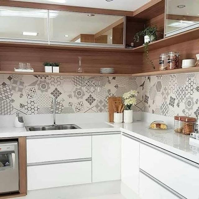 Cozinhas Brancas Com Bancada