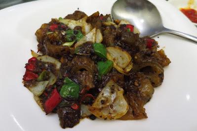 Chin Huat Live Seafood, giant grouper skin