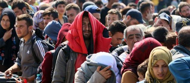 1.451.374  παράνομοι αλλοδαποί στην Ελλάδα