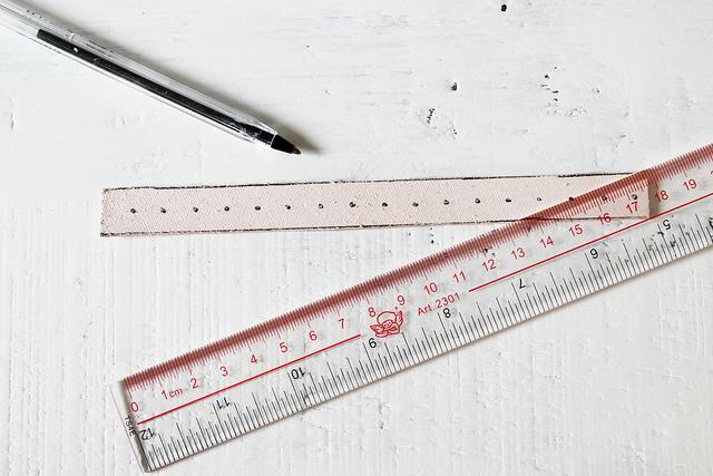 PUNTXET Hazte una pulsera de cuero rápida, fácil y moderna #complementos #handmade #DIY #tutorial