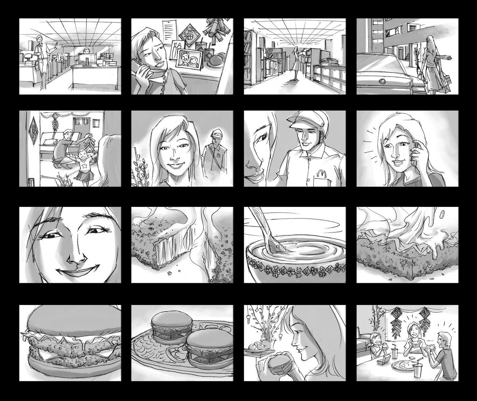 Zeropointfive Storyboarding