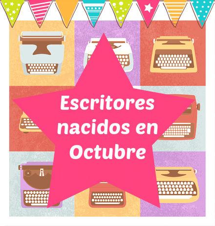 Escritores que nacieron el 29 de Octubre