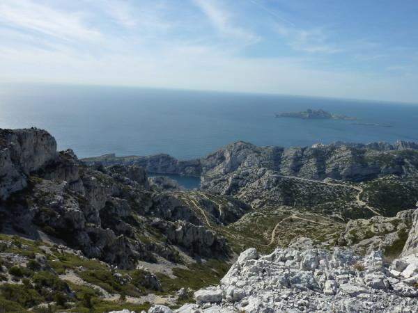Mont Puget de Marselha