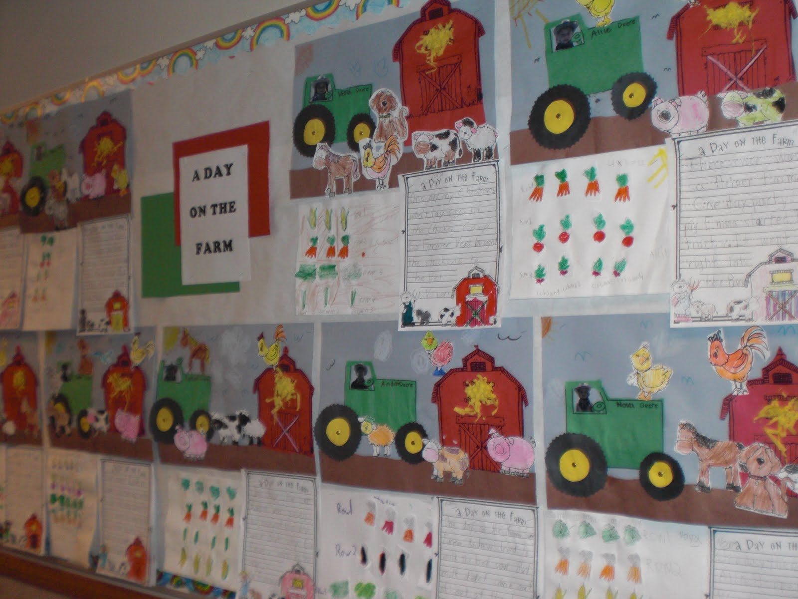Patties Classroom Farm Stories Plants Seeds Gardening