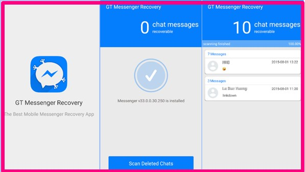 How to Recover Deleted Messages on Facebook Messenger