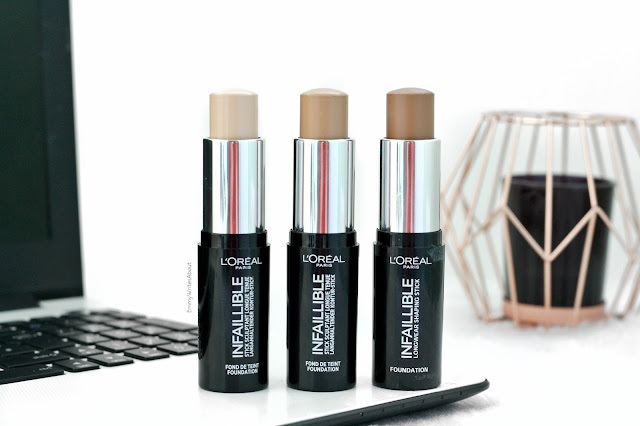 L'Oreal Infallible Shaping Stick Foundations Review