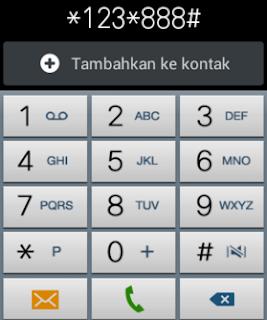 Daftar Paket SMS HEBAT Murah Indosat Harian 500 rupiah dapat 40 SMS