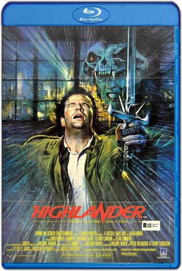Highlander 1 El inmortal (1986) HD 1080p Latino