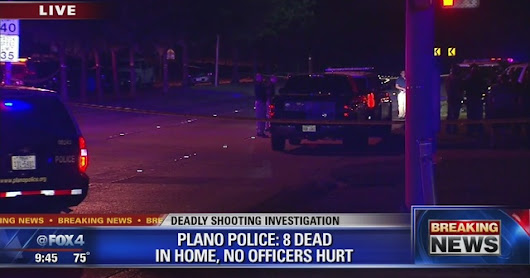 8-Killed In Sunday Night Shootings In Plano