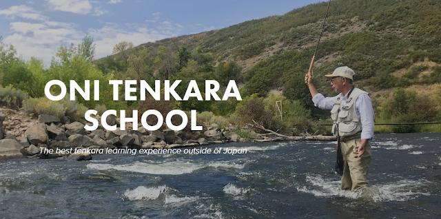 Countdown to Oni Tenkara School 2020