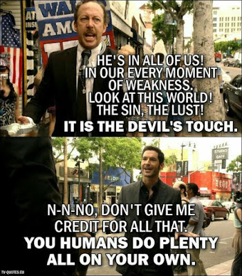 Lucifer TV show top quotes
