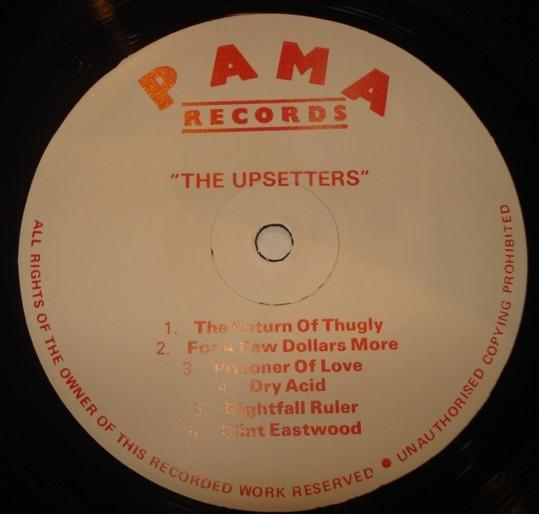 Lee Perry - Upsetter Shop Volume 3 - Baffling Smoke Signal