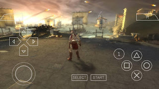 God of War of Sparta PPSSPP