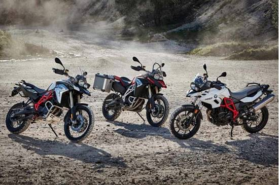 2017 BMW F800GS and F700GS Updates