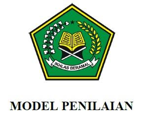 Panduan Teknis Penilaian Di Madrasah