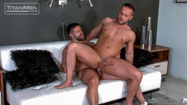 Tristan Jaxx and Luke Adams – Scene 1 : Big Brother