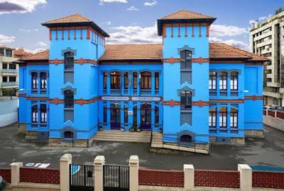 Colegio de Sabugo, Avilés