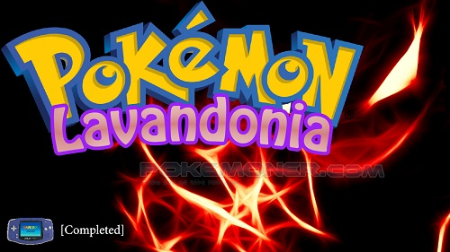 Pokemon Lavandonia