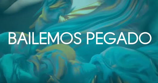 Lyric Video // Alcover - Bailemos Pegado