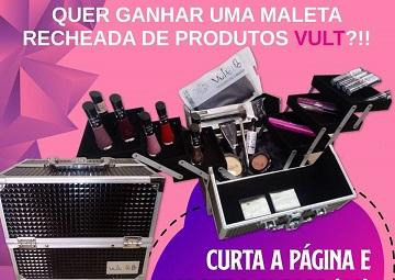 1b99eeb15387 A Maxxi Econômica Farmácias preparou essa surpresa incrível para o dia  internacional da mulher, e você pode ser a ganhadora dessa linda maleta.