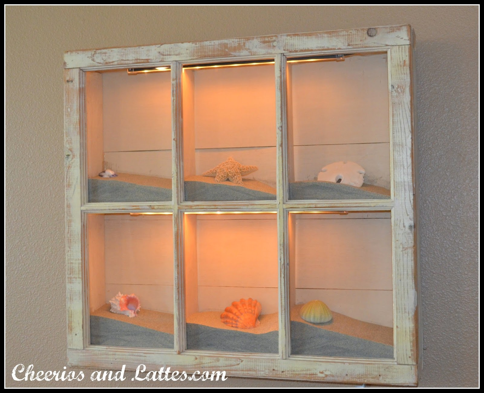 dekorasyon-deniz-tasi-kum-ahsap-pencere-eskitme