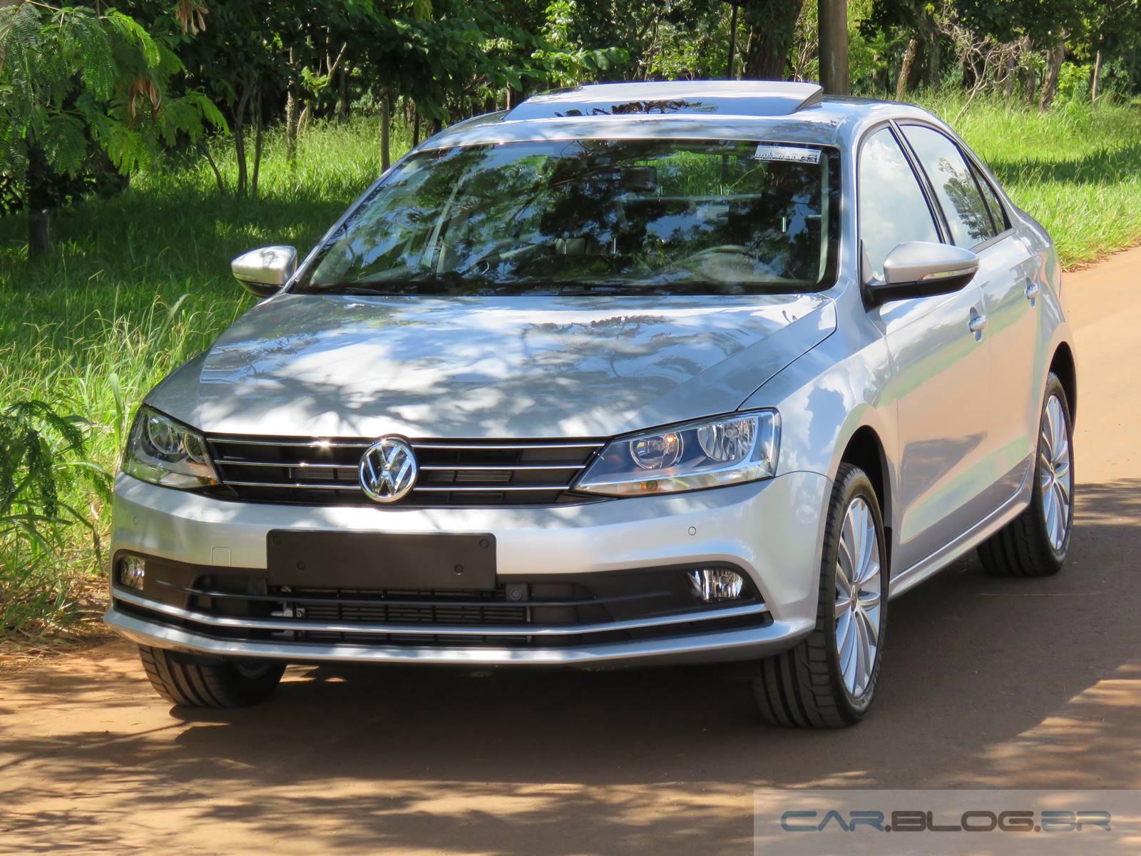 VW Jetta 2016 - preços