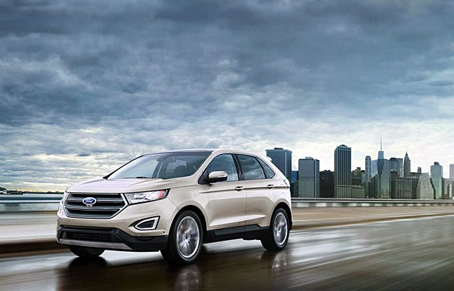 Ford Edge Redesign Review