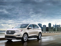 2018 Ford Edge  Redesign Review