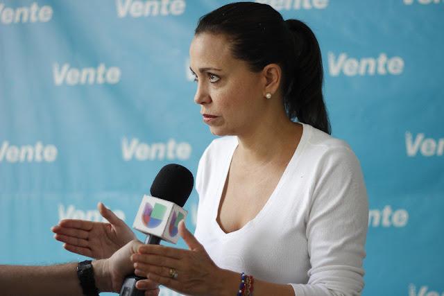 María Corina Machado: El Papa acompañaría un diálogo, pero un diálogo de verdad