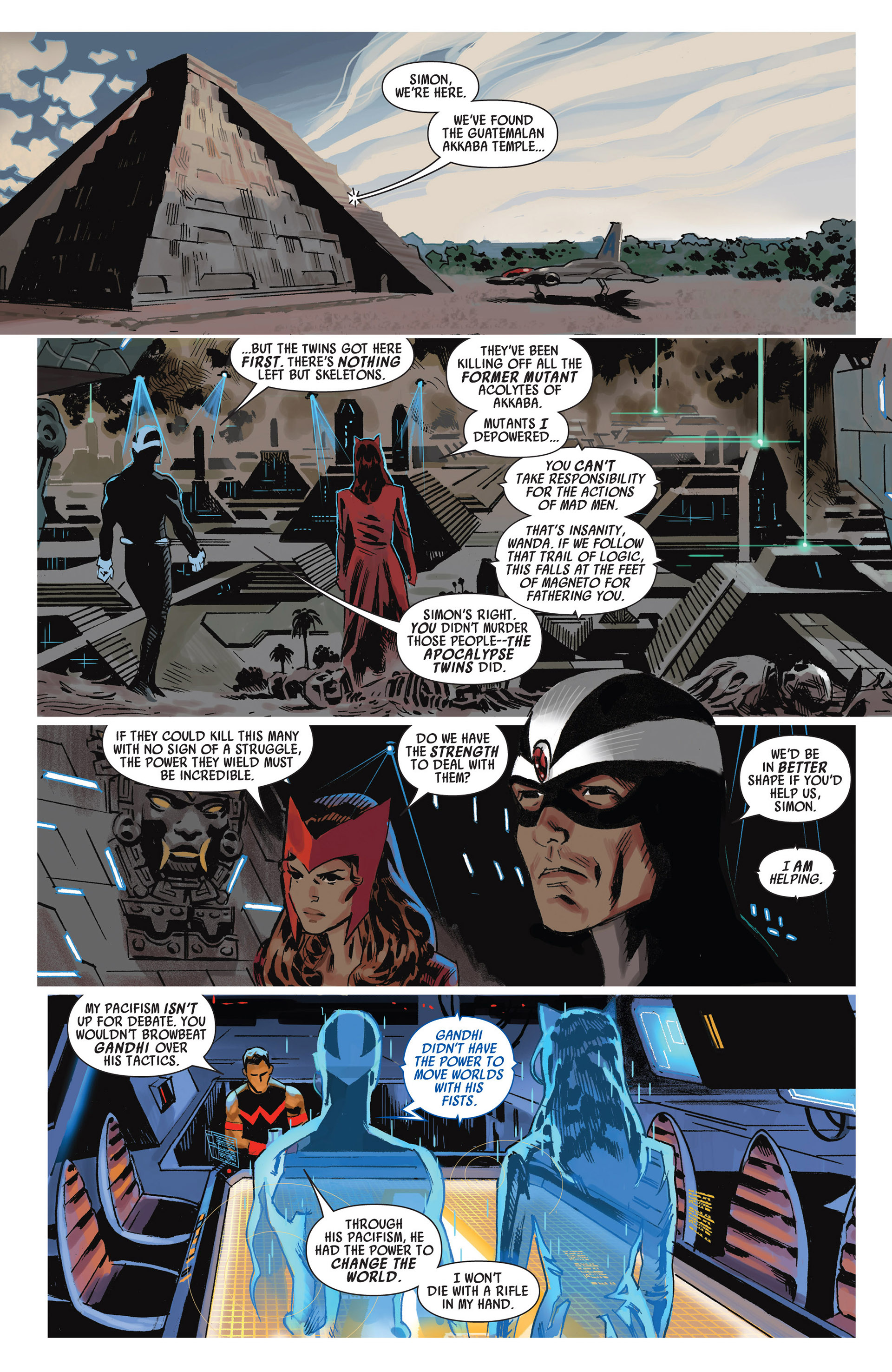 Read online Uncanny Avengers (2012) comic -  Issue #10 - 5