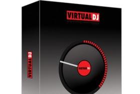 Virtual DJ 7.4.2 Pro [Full+crack] [MEGA]