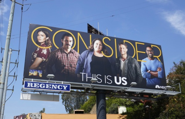 Consider This is Us 2018 Emmy billboard