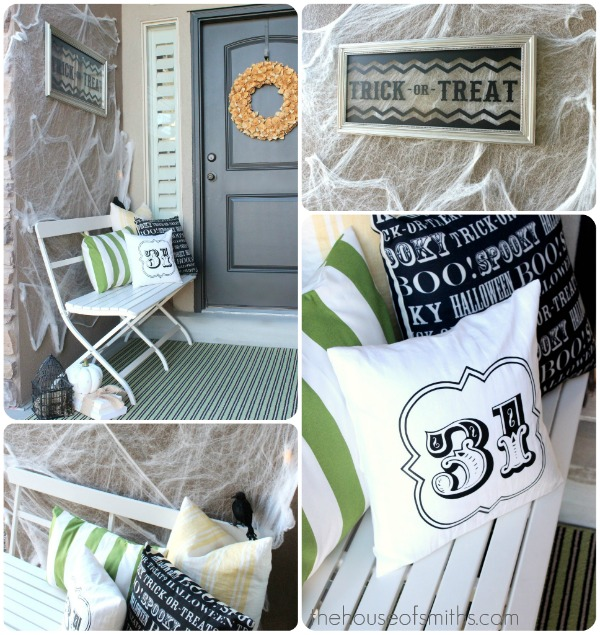 Traditional, Scary & Creepy Halloween Porch And Yard