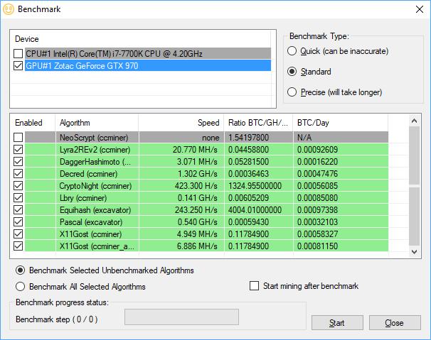 Gpu Mining Linux Automated Nicehash Gpu Mining Performance