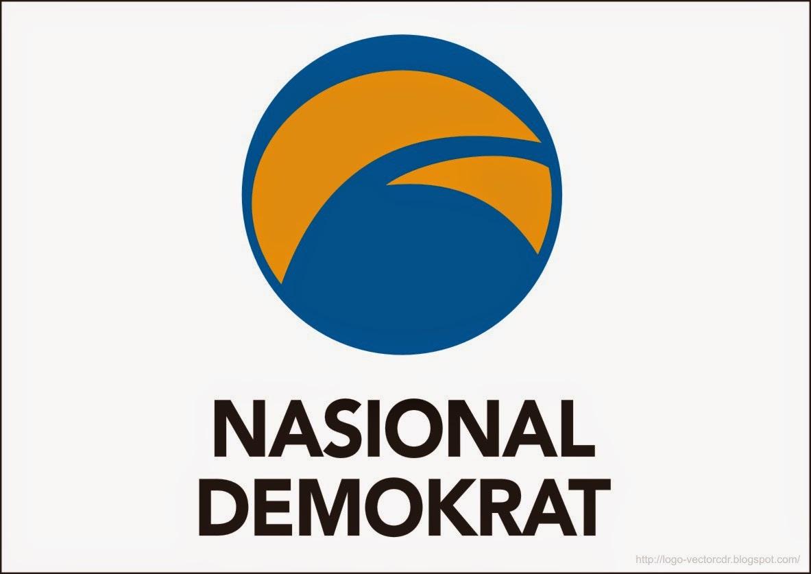 Nasional Demokrat Logo Vector download free