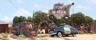 cars one eye mater