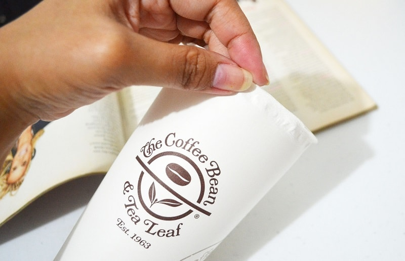 How to Turn your CBTL Cups into a Tea Goodie Box
