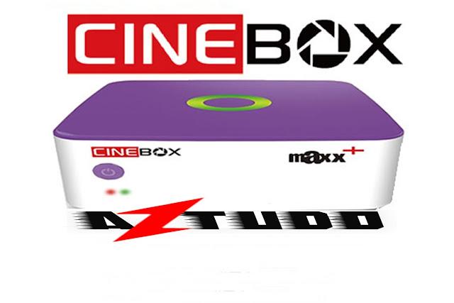 Resultado de imagem para CINEBOX FANTASIA MAXX PLUS   AZTUDO