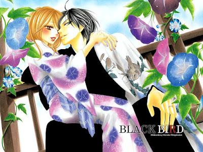 Black Bird de Sakurakouji Kanoko