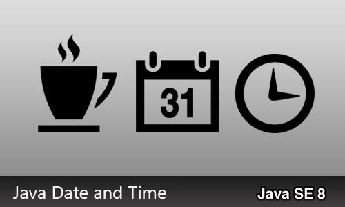 Java SE 8, JSR 310