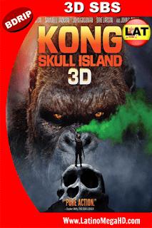 Kong: la Isla Calavera (2017) Latino FULL 3D SBS BDRIP 1080P - 2017