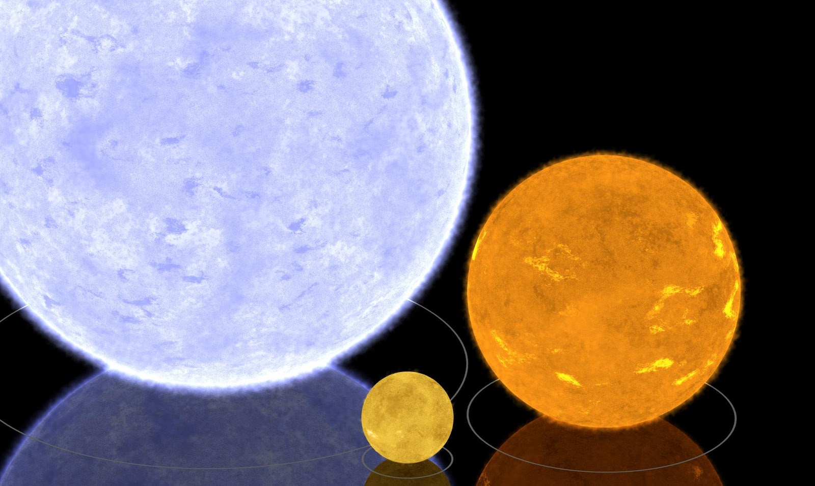 Red Giant Compared To The Sun (page 2) - Pics about space