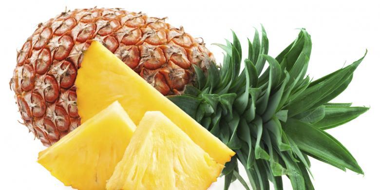 buah untuk mencerahkan kulit