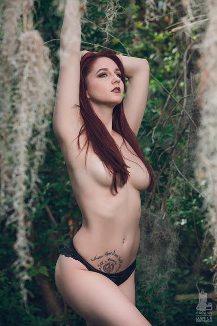 Danica Rockwood topless