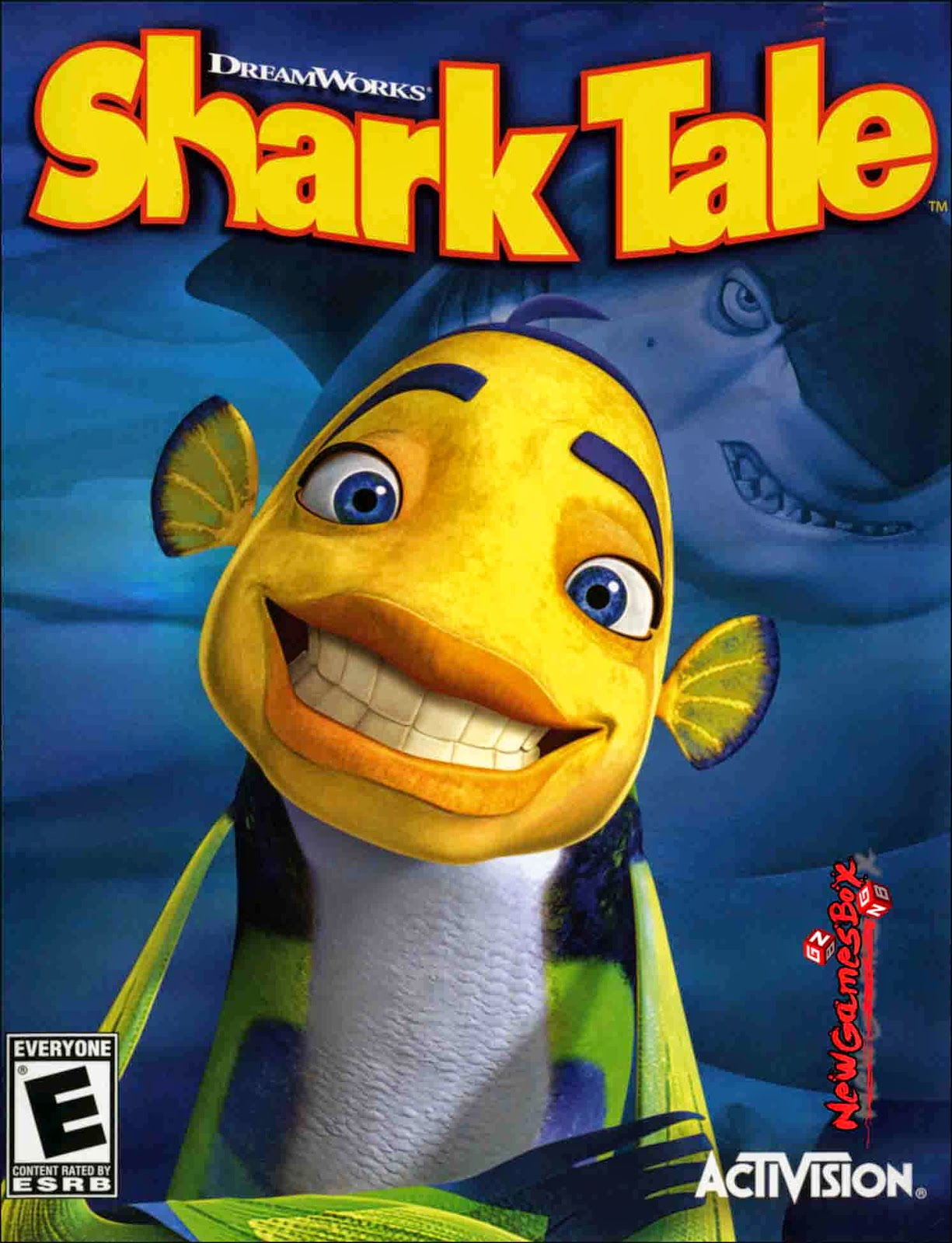How to be a videogame tester: DreamWorks Shark Tale Download