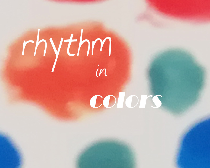 Rhythm In Colors